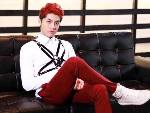 8 màu tóc nhuộm cực đẹp dành cho nam giới - 16