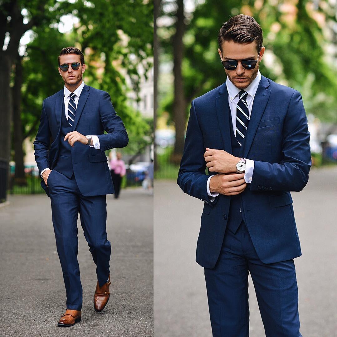 Bí quyết mặc đẹp cho nam giới khi dự tiệc cưới - 3