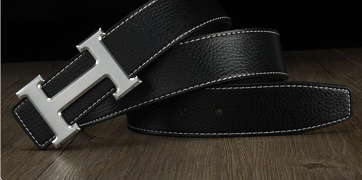 Thắt lưng nam đen tl323 - 2