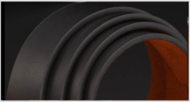 Thắt lưng nam đen tl317 - 3