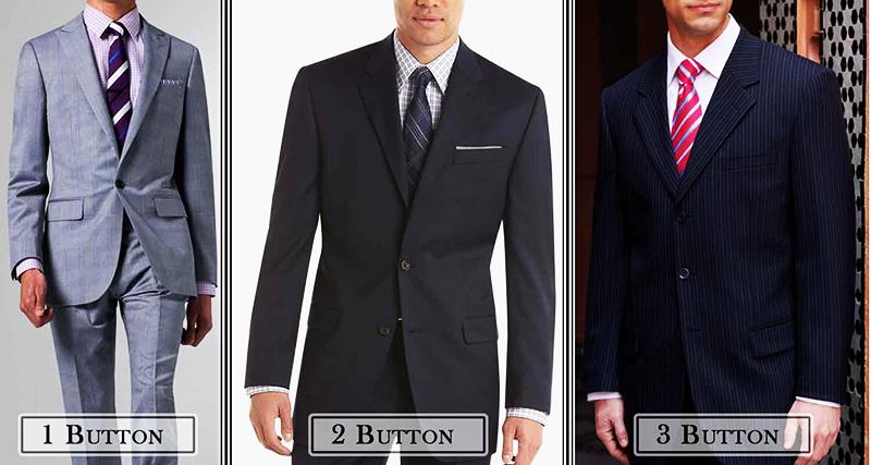 Quy tắc cài nút khi diện suit đúng chuẩn cho nam giới - 1
