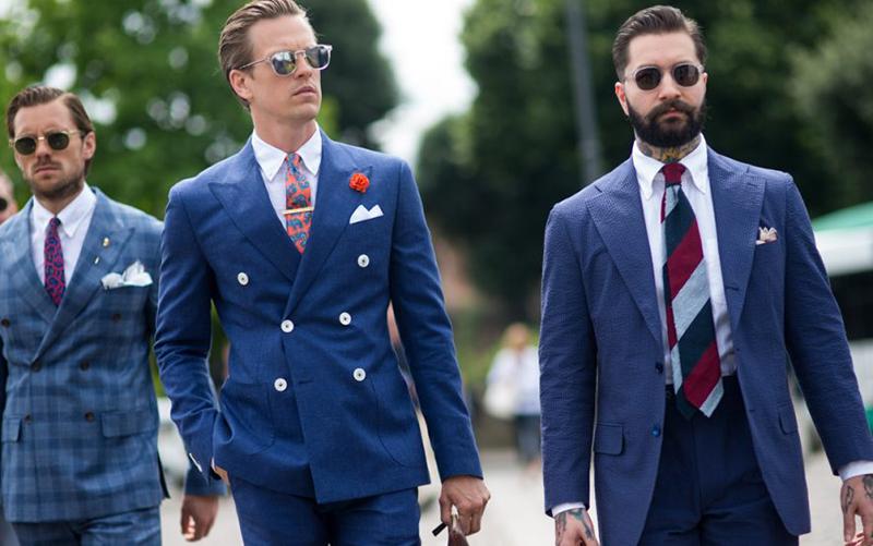 Quy tắc cài nút khi diện suit đúng chuẩn cho nam giới - 3
