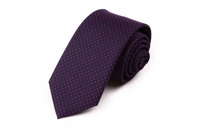 Cà vạt tím cv149 - 1
