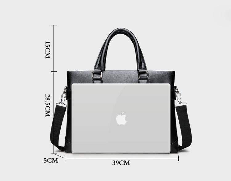 Túi xách đen tx100 - 3