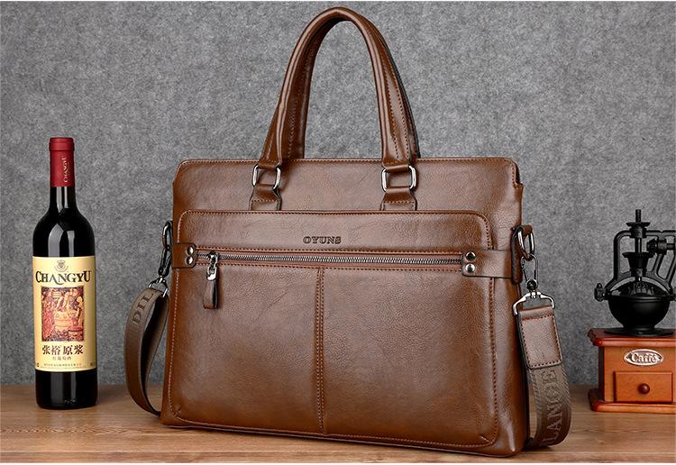 Túi xách màu bò tx102 - 3