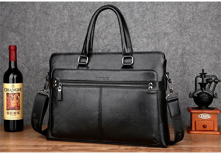 Túi xách đen tx102 - 2