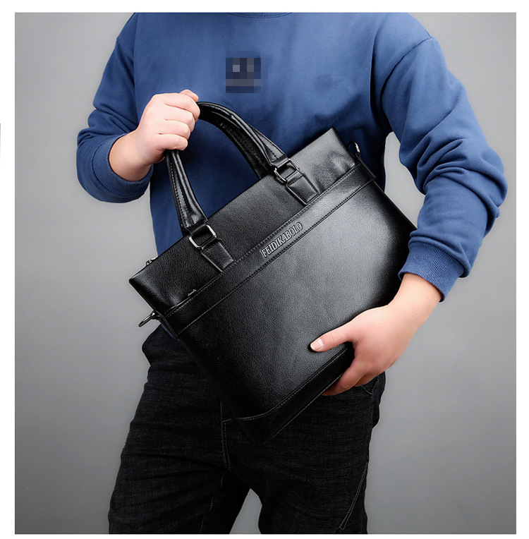 Túi xách đen tx100 - 7
