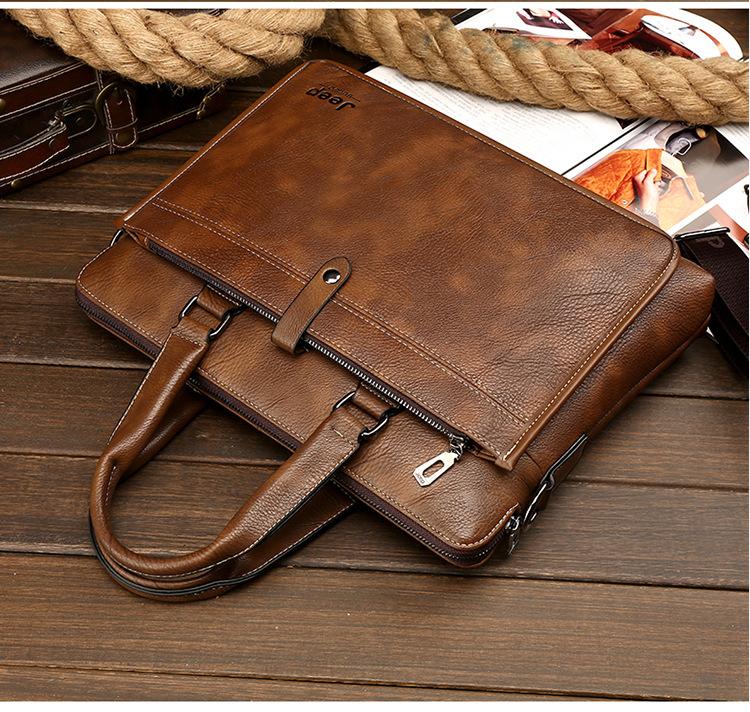Túi xách màu bò tx101 - 4