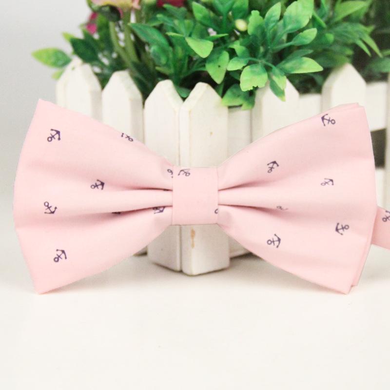 Nơ đeo cổ hồng nn101 - 1