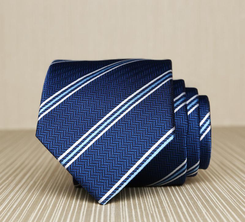Cà vạt hàn quốc sọc cv162 - 1