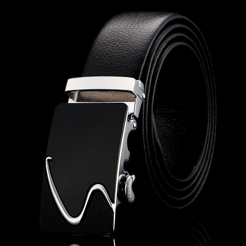Thắt lưng nam đen tl356 - 1
