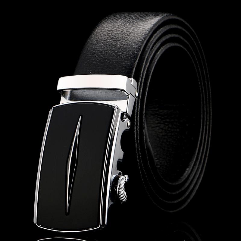 Thắt lưng nam đen tl354 - 1