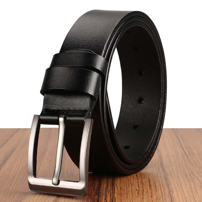 Thắt lưng nam đen tl371 - 1