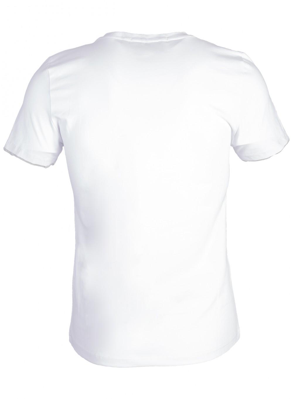 Áo thun trắng at761 - 3