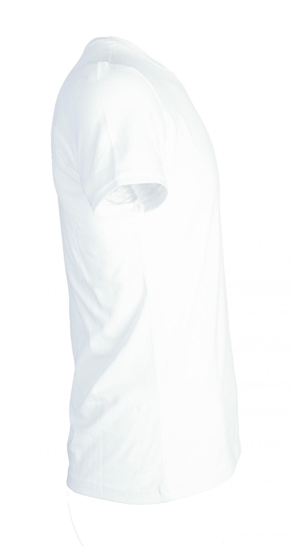 Áo thun trắng at760 - 4