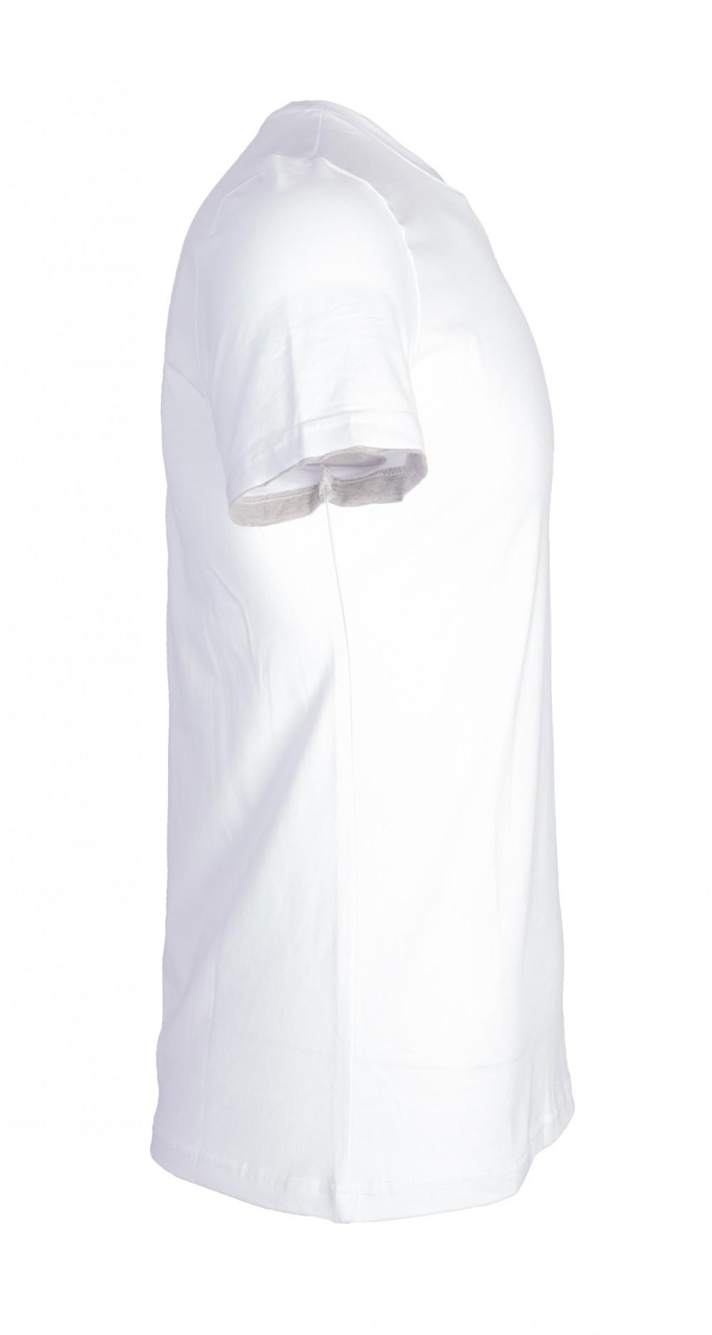 Áo thun trắng at761 - 2