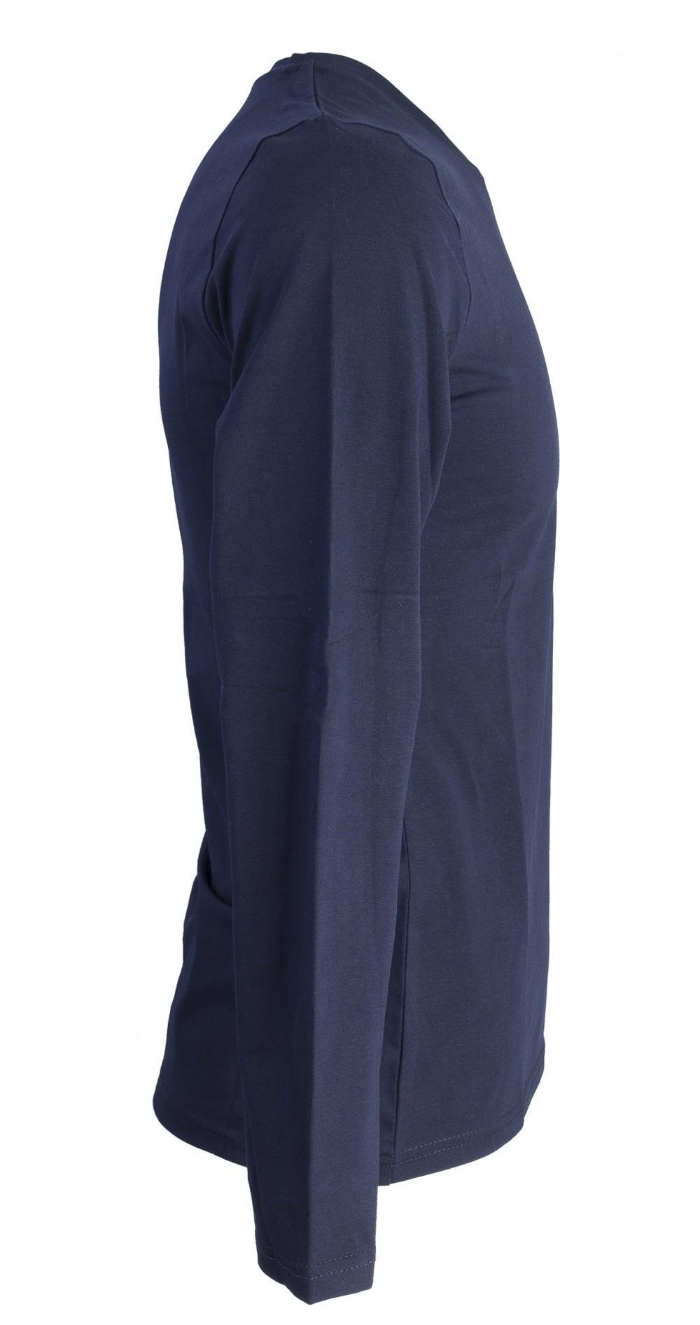 Áo thun tay dài xanh đen at748 - 2