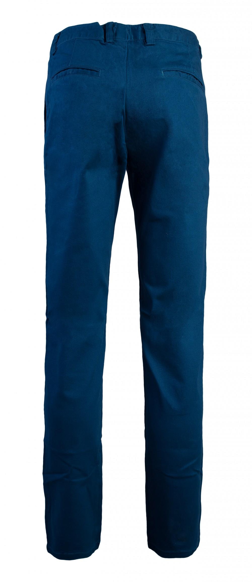 Quần kaki xanh cổ vịt qk167 - 3