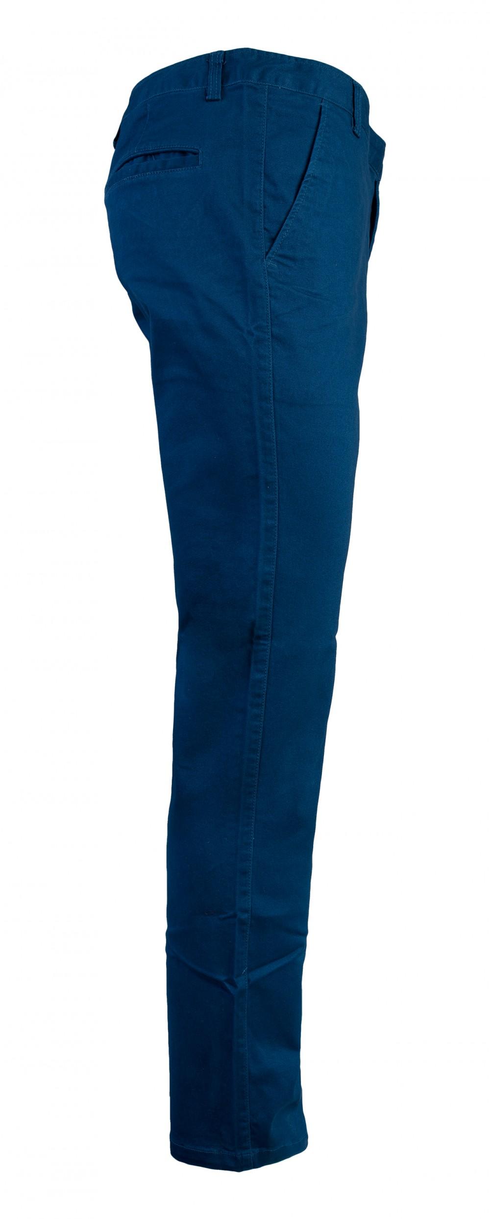 Quần kaki xanh cổ vịt qk167 - 2