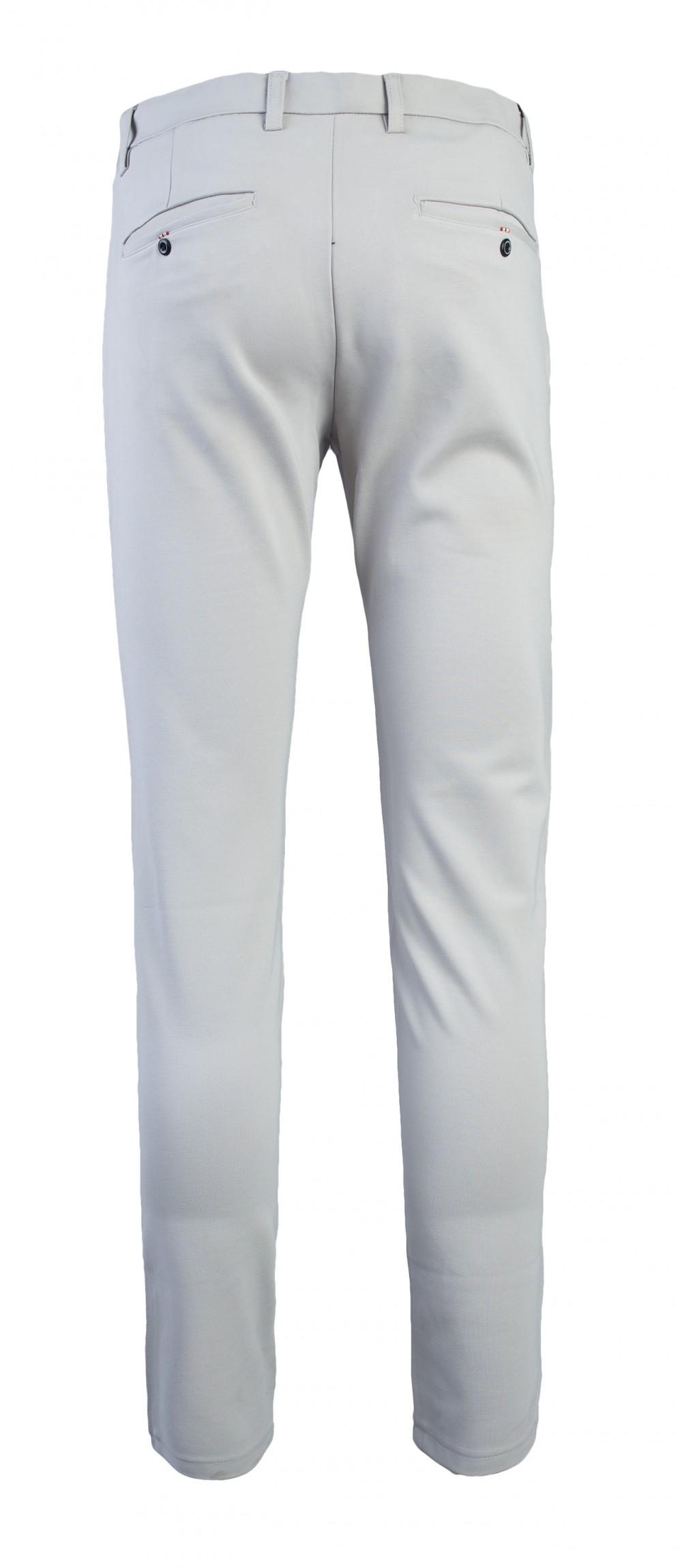 Quần tây xám trắng qt109 - 3