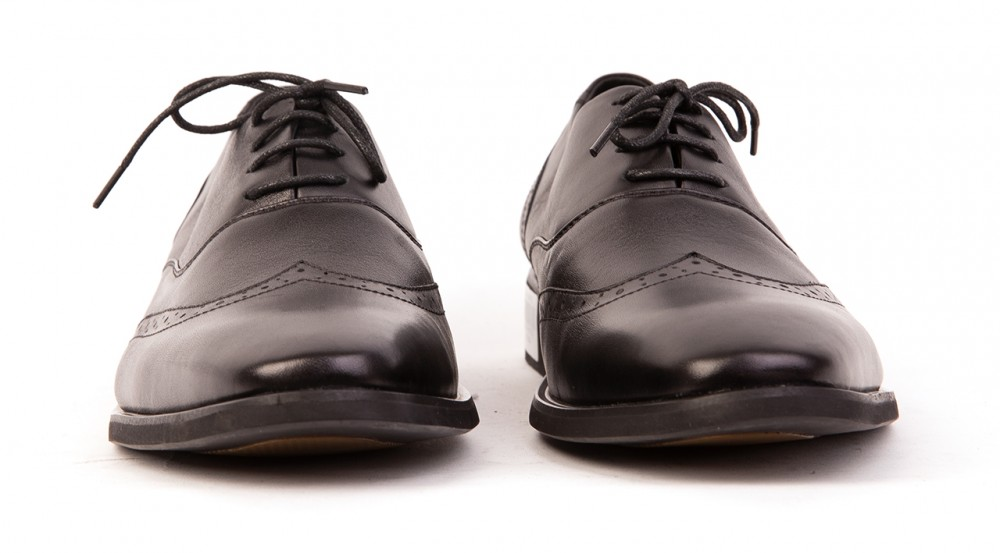 Giày tây đen g172 - 2