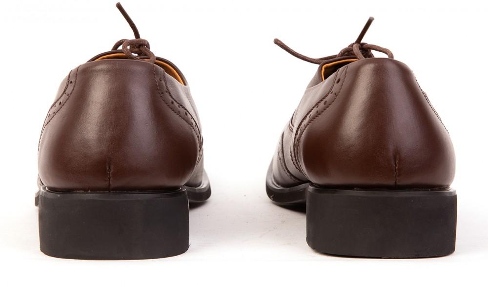Giày tây nâu g172 - 4