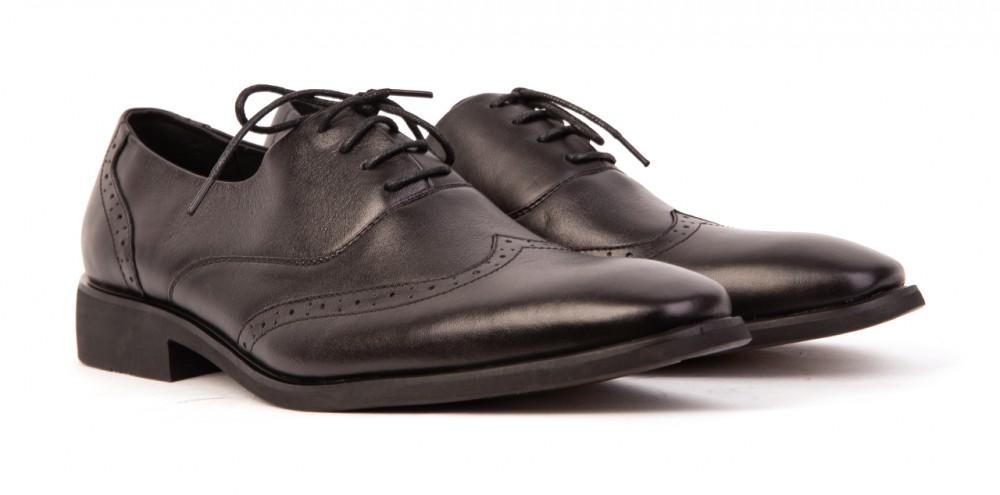 Giày tây đen g172 - 3