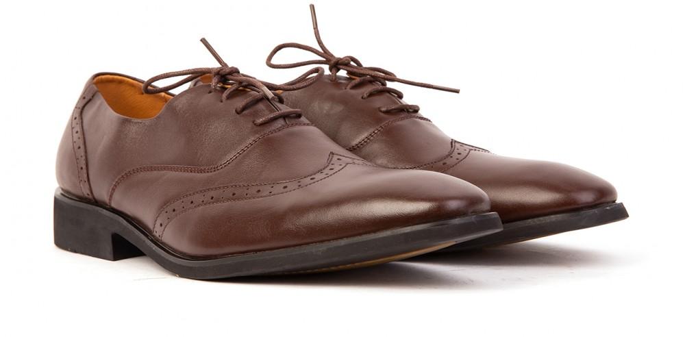 Giày tây nâu g172 - 3