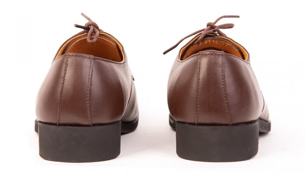 Giày tây nâu g171 - 4
