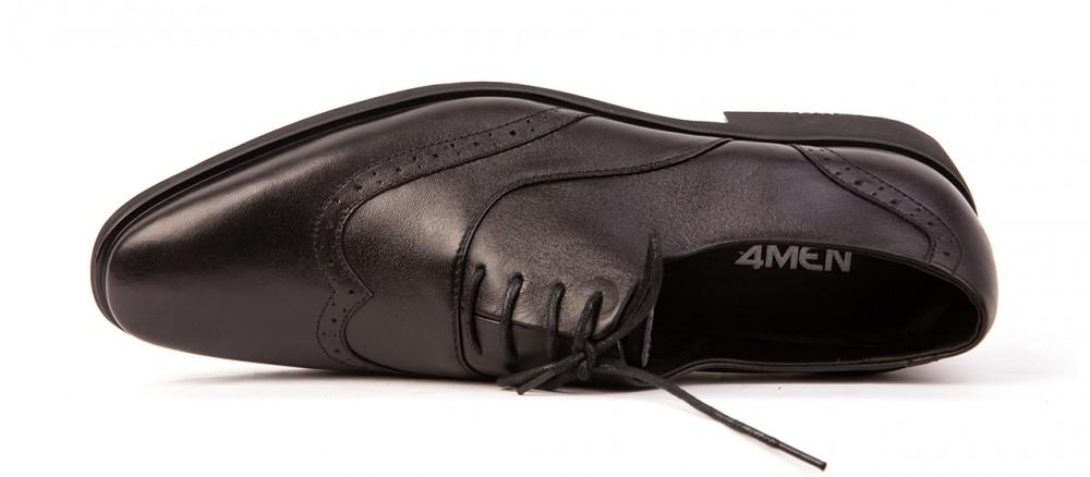 Giày tây đen g172 - 5