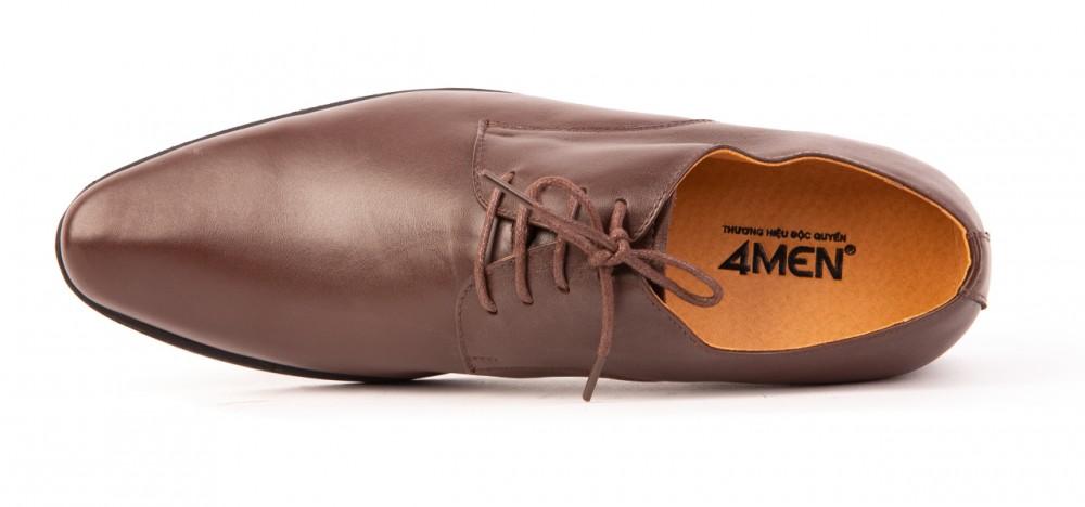 Giày tây nâu g171 - 5