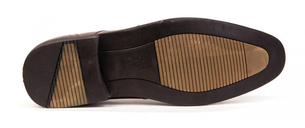 Giày tây nâu g172 - 6