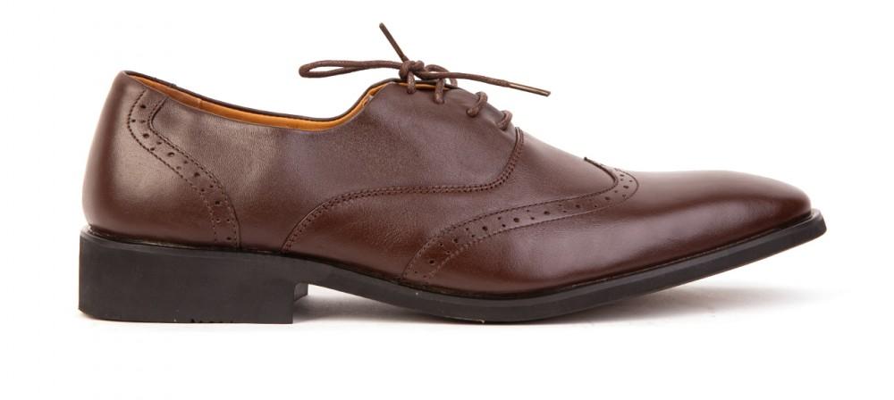 Giày tây nâu g172 - 1