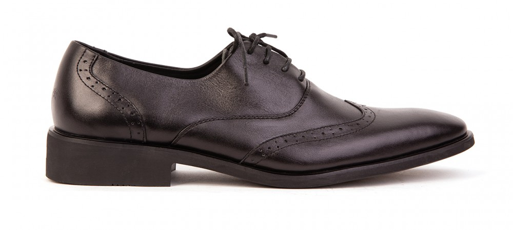 Giày tây đen g172 - 1