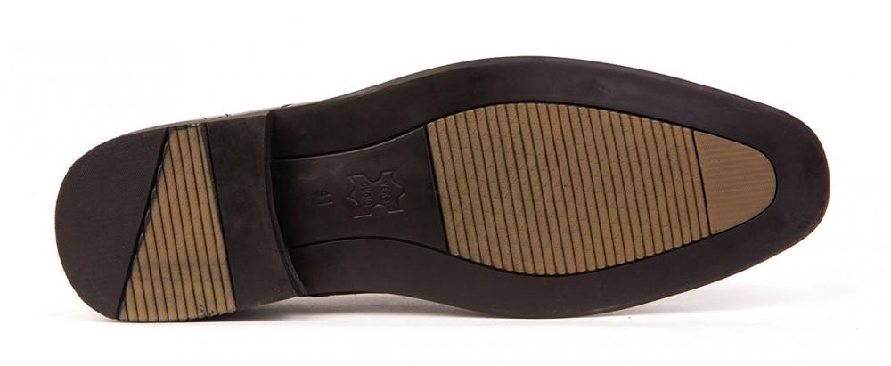 Giày tây đen g172 - 6
