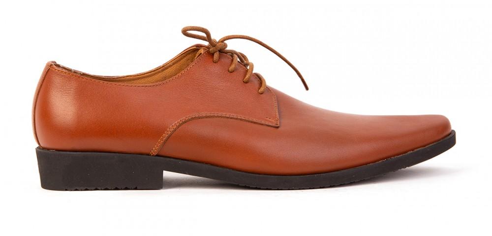 Giày tây màu bò g171 - 1