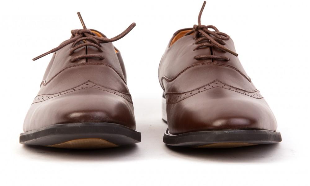 Giày tây nâu g172 - 2