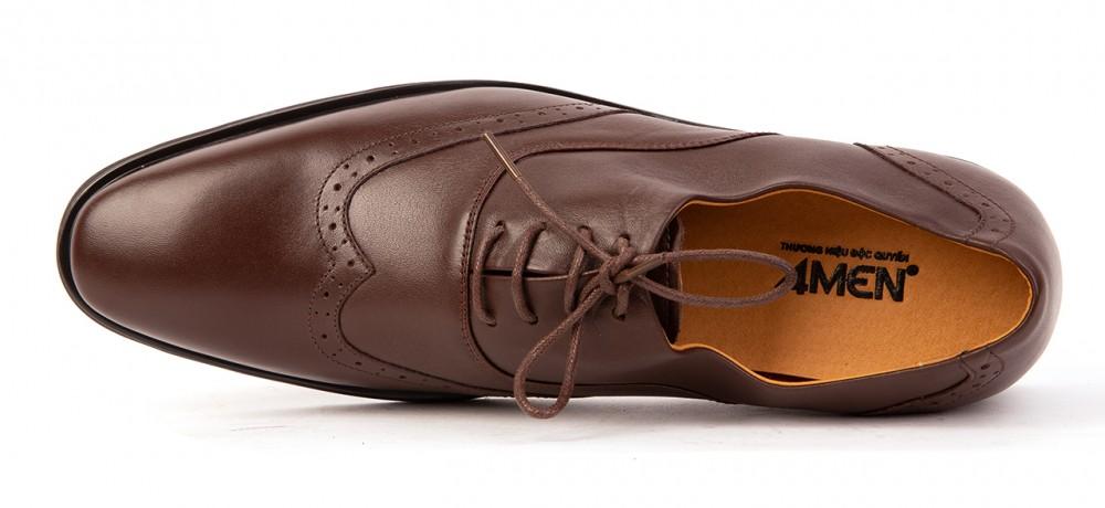 Giày tây nâu g172 - 5