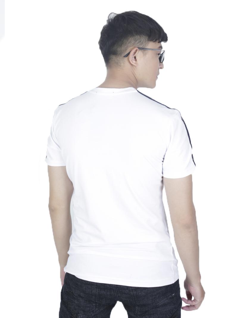 Áo thun trắng at758 - 3