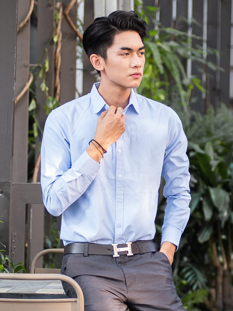 Chia sẻ kinh nghiệm chọn lựa áo sơ mi nam chuẩn đẹp đáng tham khảo