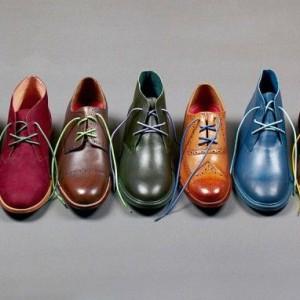 Cơ bản về cách phối màu giày, quần và tất