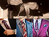 Hành trình chinh phục thế giới của cà vạt