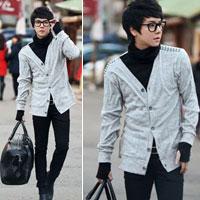 Mặc đồ đông đẹp như anh chàng Hàn Quốc