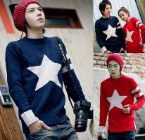 Mix áo len cổ điển cho teen boy