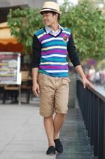 Phối đồ đẹp như teenboy Hàn Quốc