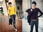 Thu mặc đẹp như trai xứ Hàn