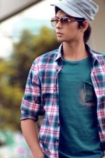 Trang phục dạo phố thu cho chàng trai năng động