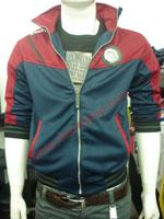 Áo khoác Adidas K40 Đỏ Xanh Đen