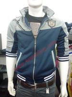 Áo khoác Adidas K40 Xám Xanh Đen
