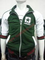 Áo khoác bóng chày Nazafu K47 Heineken
